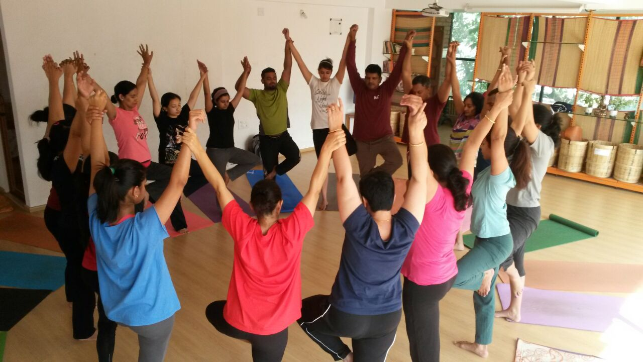 Yin Yoga Teacher Training & Retreat – Rishikesh