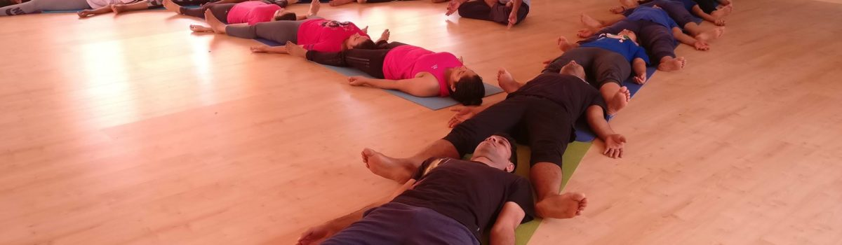 Aayana shavasana people