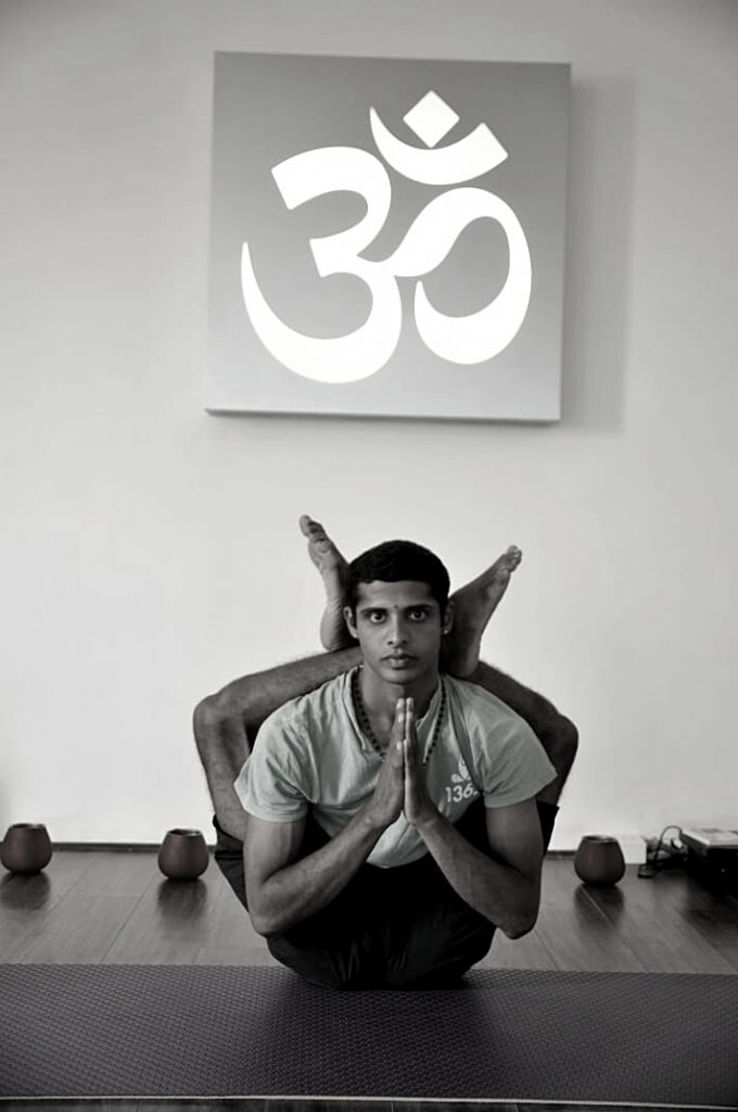 Prasad Yoga Teacher